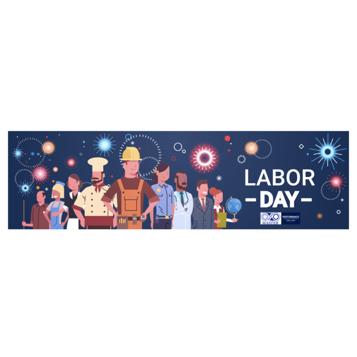 Wishing everyone a Happy Labour Day!